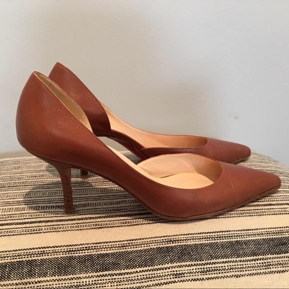 84180efae61 Christian Louboutin Shoes - Christian Louboutin 7.5 kitten heel